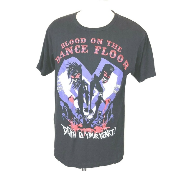 Blood On The Dance Floor Shirt Death To Your Heart
